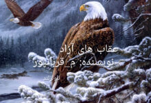تصویر از دانلود رمان عقاب های آزاد pdf از م _ قربانپور با لینک مستقیم