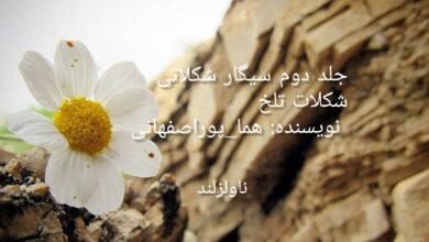 تصویر از دانلود رمان سیگار شکلاتی جلد دوم pdf از هما پور اصفهانی با لینک مستقیم